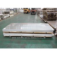 Quality ASTM Standard Cold Rolled Sheet Steel / Stainless Steel Cold Rolled Mill Finish for sale
