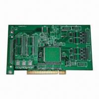 Buy cheap PCB of Industry PC Control Card with Gold Finger from wholesalers