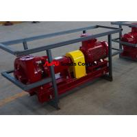 Quality Oil and gas drilling mud trip pump for sale at Aipu solids control for sale