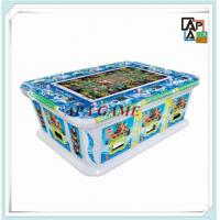 Quality 8P ocean legend classical fishing hunter video arcade games for entertianment center for sale