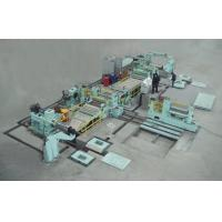 Buy cheap Silicon Steel Lamination Slitting Machine Frequency conversion control from wholesalers