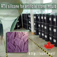 Quality silicone rubber for stone mold for sale