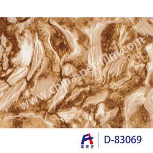 China HD Printing PVC Ceiling Film Roll , Window Decorative Film Tide Resistance on sale