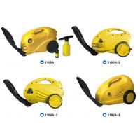 Quality Mini Household electric high pressure water cleaners 1200W Power for sale
