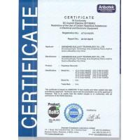Shenzhen Dallast Technology Co., Ltd. Certifications