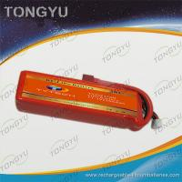 Quality 11.1V 2250mAh Lithium Polymer RC Battery Pack For Cars / Boats / Helis for sale