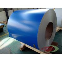 Buy Hydrophobic Painted Aluminum Coil Conductivity Corrosion Resistance at wholesale prices