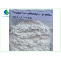 Buy cheap 99% Purity Raw Hormone Powders Steroids Testosterone Phenylpropionate for Muscle Mass from wholesalers
