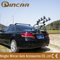 Quality Car Removable Rear Bike Carrier Universal Car Trailer Black 35KG for sale