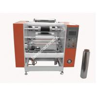 Quality Speed control Rewinding Machine of Aluminum Foil Rolls set For Food Package for sale