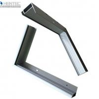 Quality Customerized Powder Spray Coated Frames For Solar Panels / 6063 / 6061 / 6060 for sale