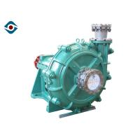 Quality Single Stage Horizontal Slurry Pump for Mining Gold High Chrome Alloy Metal Liners for sale