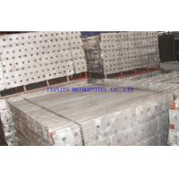 Buy BS1387 Hot Dipped Galvanized Steel Scaffold Tube, High Corrosion Resistant at wholesale prices