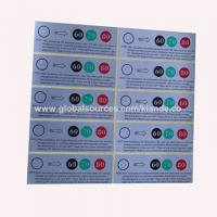 Buy cheap China Temperature Indicator/Temperature Monitoring Stickers for Busbar Accessory Temperature Indicator/Temperature from wholesalers