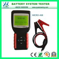 Quality Auto Battery Analyzer Tester for Starter Battery (QW-MICRO-468) for sale