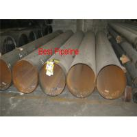Quality API 5L X80 N80 Gas Line Pipe With Double Random Lengths High-Pressure for sale