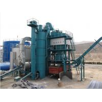 Quality Intermittent Compulsory Method Drum Mix Asphalt Plant , 260KW Power Asphalt Machinery For Road Construction for sale
