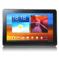 Quality Android 2.3 OS Dual Core 10 Inch Capacitive Tablet PC with 1 Year Warranty Quality Certified for sale