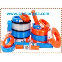 Quality Pneumatic TPU air  hose  for robot, air system, compressed air with SGS certificates, PP reel packing 100m per roll. for sale