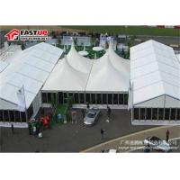 Quality Durable White Marquee Tent Rentals For Weddings 3000 People Seater Guest Avaliable for sale