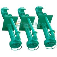 China Drilling Fluids Vertical Submersible Slurry Pump 20 Cubic Meter Per Hour Capacity on sale