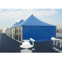 Quality High Quality China 10x10 Aluminum Frame Pop Up Gazebo Tent Pagoda Tents for sale