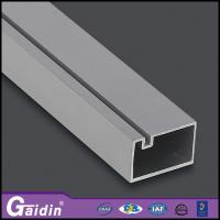China China manafacturer different suface door painting wood grain aluminium profile extrusion on sale