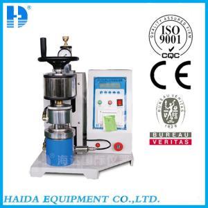 Quality Electronic Carton Bursting Tester , Semi-automatic Box Burst Tester / Paper Testing Equipments for sale