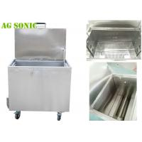 Quality Kitchen Ultrasonic Cleaner for Filters , Pots , Pans , Stove Tops Removing Oil and Carbon for sale