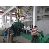 Quality 4 KW  AC 16 meters light pole shut-welding machine full automatic for sale