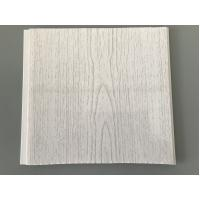 Quality Aging - Resistance Ceiling PVC Wood Panels 250×7mm 2.5kg / Sqm for sale