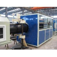 Buy 16 - 1200mm Huge Diameter HDPE Pipe Extrusion  Line/HDPE Huge Caliber Pipe Machine Production Line at wholesale prices