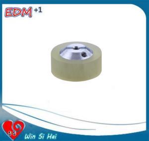 Quality N401 6EC100A747 Makino EDM Urethane Tension Roller 33.5*11.5 for sale
