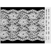 Quality Personalized Lingerie Lace Fabric Weave Mesh Lace For Clothes for sale
