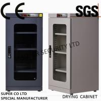 Quality Intelligent Auto Drystorage Cabinet Desiccant Humidity Controlled for sale