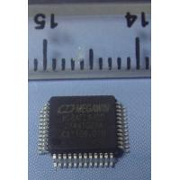 Quality 84 Series Megawin 8051 MCU microprocessor with USB Microcontroller 8 / 16 bit LQFP48 Type for sale