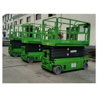 Quality Mobile Electric Self Propelled Aerial Work Platform With 300 - 560 kg Load for sale