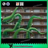 Quality Christmas Decoration Inflatable Tentacle Inflatable Car Advertising Inflatable for sale