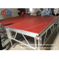 Buy cheap Spigot Arch Aluminum Stage Truss For Music Event High Strength 400x600mm from wholesalers