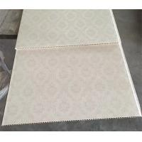 Quality High Strength Garage Interior Wall Panels , Garage Ceiling Covering 40cm Wide for sale