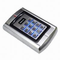 Quality Keypad and Proximity Access Control with 12V Dc Voltage for sale
