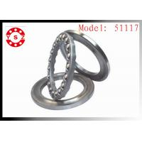 Quality 51117 Machinery  Ball Bearing Gcr15 High Precision  High Speed ABEC-5 for sale