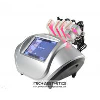 Quality 650nm Diode Lipo Laser Weight Loss Treatment Machine No Surgery Non Invasive for sale