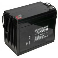 Quality AGM Deep Cycle Lead Acid Battery 12v 135ah / 134ah For Off Grid Power for sale