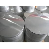 Buy Roller Coated Aluminium Circle Disc Plate For Anodisation And Pressure Cookware at wholesale prices