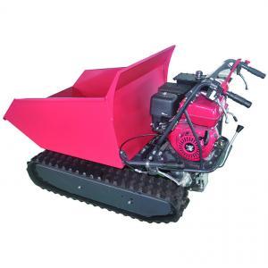 Quality ED500C 500kg or 600kg garden work Gasoline truck dumper mini hydraulic power dumper for sale