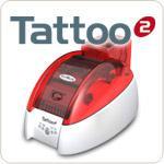 Quality Evolis Tattoo 2 PVC Card Printer for Plastic Cards Printing for sale