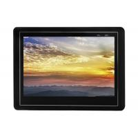Resistive Industrial Touch Screen , 9.7 Inch LCD Display Panel 24 Bit Color