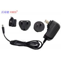 Quality RoHS Approval Ac To 12v Dc Power Adapter, 12V 1A Mobile Phone Wall Charger for sale