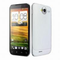 """Quality NFC Smartphones/5.3"""" QHD LCD/Android 4.0/MTK 6577 Dual Core 1.2GHz Cortex/Sized 148.5 x 78 x 9.6mm for sale"""